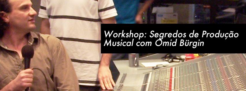 Open Class com Omid Bürgin