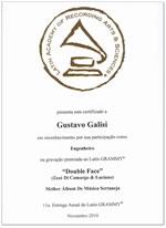 Gustavo Galisi na Guitar Player