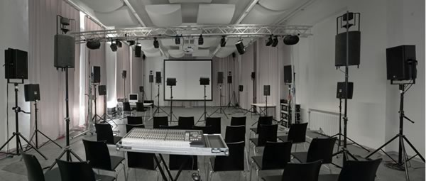 Bauhaus Sound Installation