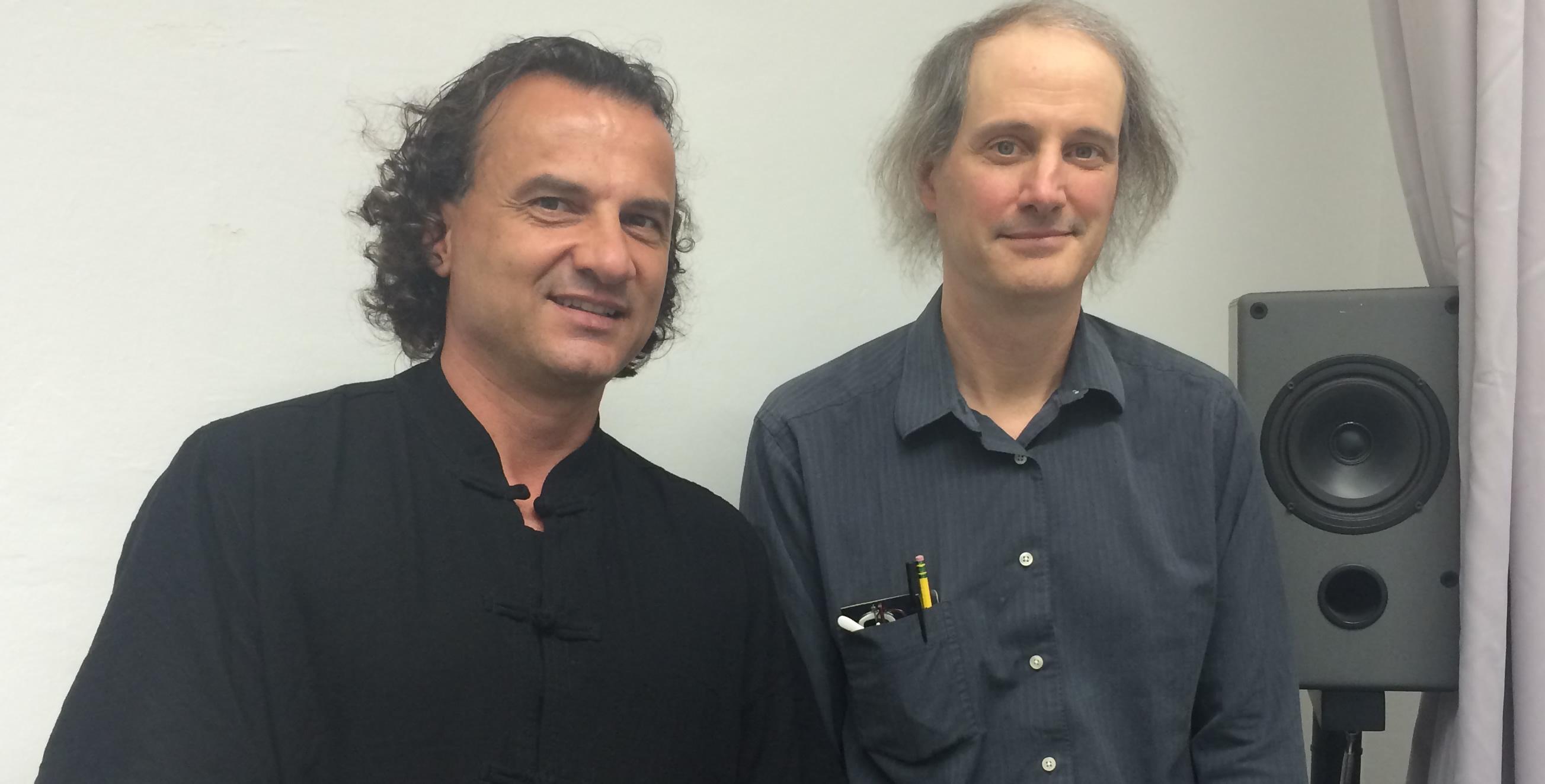 Omid e Miller Puckette