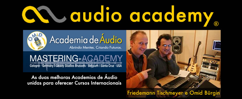 Audio Academy com Friedemann Tischmeyer
