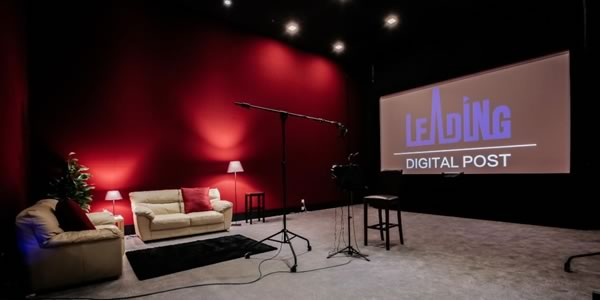 Leading Digital Post - Maior Post Production Studio da China