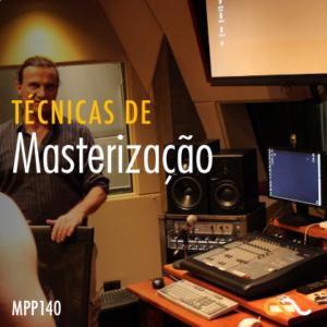 Técnicas de Masterização