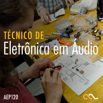 Técnico de Eletrônica em Audio