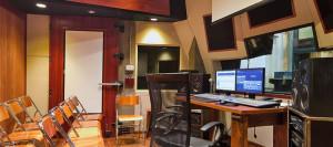 Estudio de Gravação com Cursos de Áudio