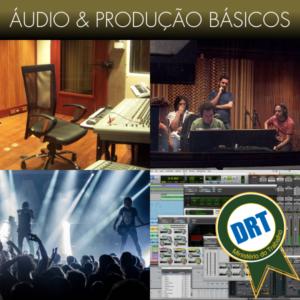 Programa Áudio e Produção Musical Básicos