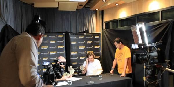 Johnnie Walker na Audio Academy