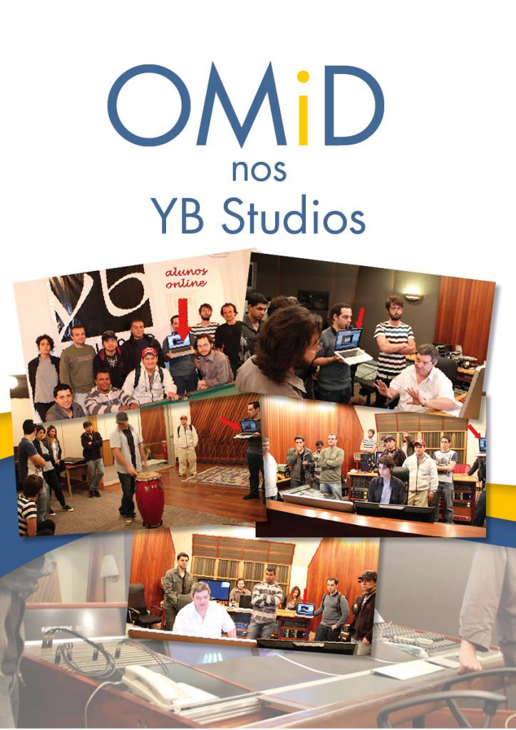 A Audio Academy nos YB_Studios