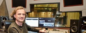 Omid Burgin Produtor Musical