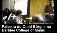 Omid da Audio Academy na Berklee