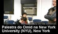 Omid da Audio Academy na NYU