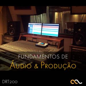 Fundamentos de Áudio e Produção Musical com Music Business
