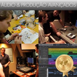 Programa Áudio e Produção Musical Avançados