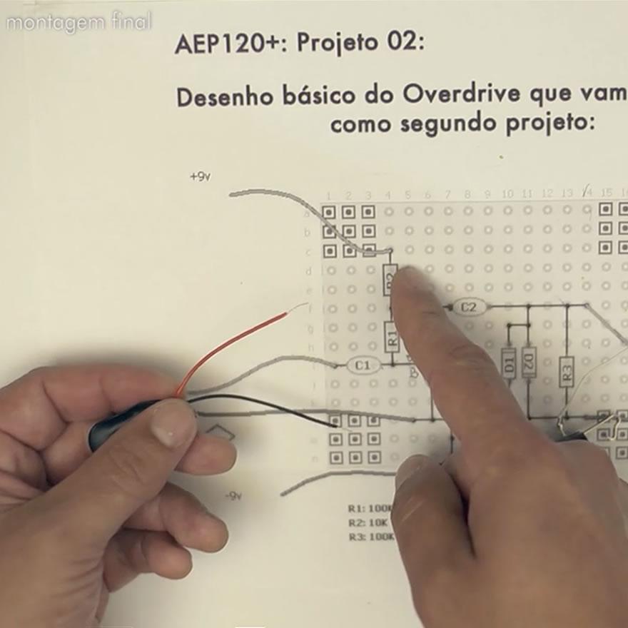 Projetos de Eletrônica em Áudio