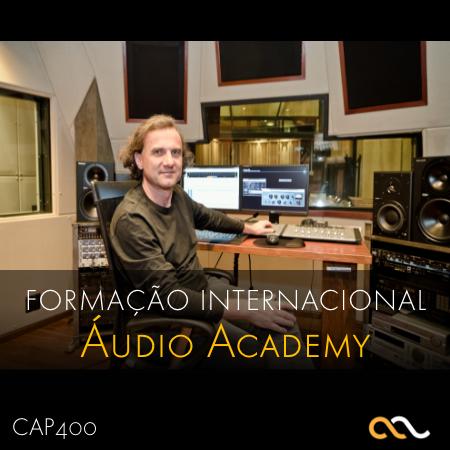 Formacao Internacional de Áudio e Produção Musical