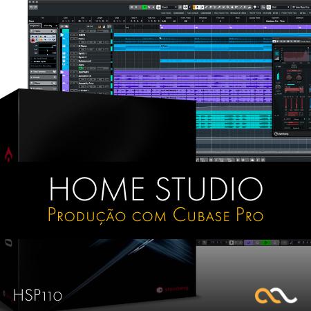 Home Studio Produção Musical com Cubase Proa