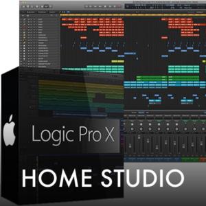 Home Studio - Logic Pro X