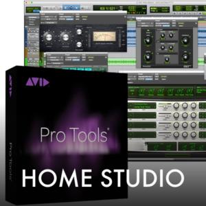 Home Studio - Pro Tools