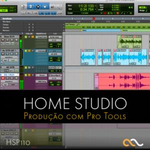 Produção com Pro Tools da Avid