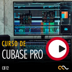 Curso de Cubase Pro da Steinberg